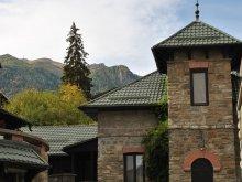 Szállás Valea Mare (Cândești), Tichet de vacanță, Dona Villa