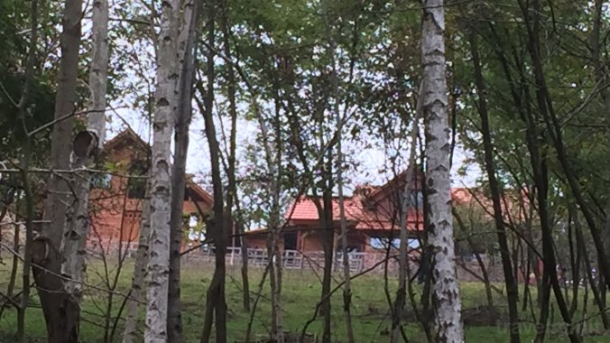 Rose Hip Hill Farm Vendégház Valea Târnei