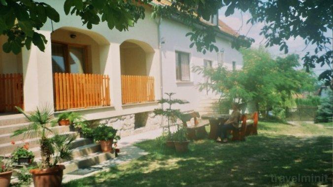 Casa de oaspeți Marika Fertőrákos
