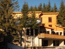 Hotel Barajul Zetea, Cabana Bagolykő