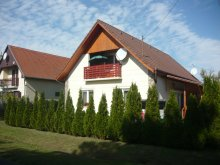 Nyaraló Zalavár, 4-5-6 fős nyaralóház csak 250 m-re a Balatontól (MA-10)