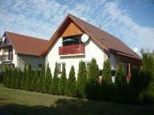 Szállás Balatonkeresztúr, 4-5-6 fős nyaralóház csak 250 m-re a Balatontól (MA-10)