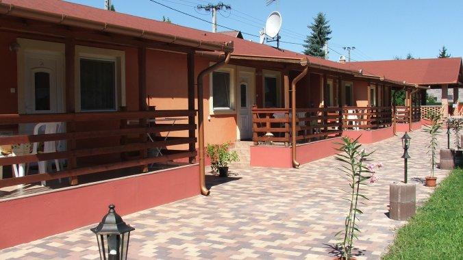Boglárka Apartmanházak Mezőkövesd