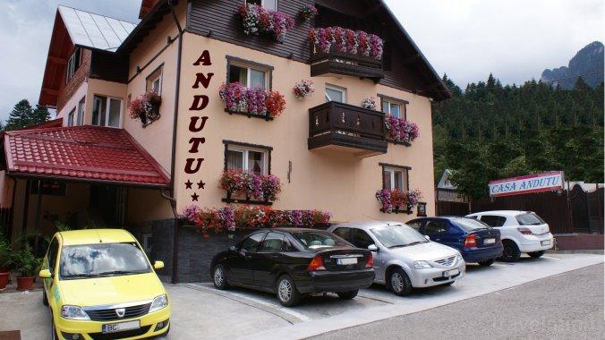 Pensiunea Casa Andutu Bușteni