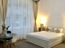 Apartment Ghedulești, The Scandinavian Studio