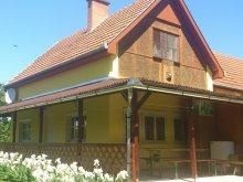 Vacation home Bogács, Gabi Guesthouse