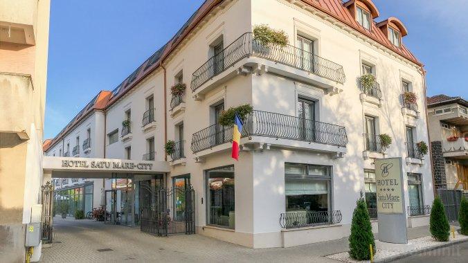 Hotel Satu Mare City Satu Mare