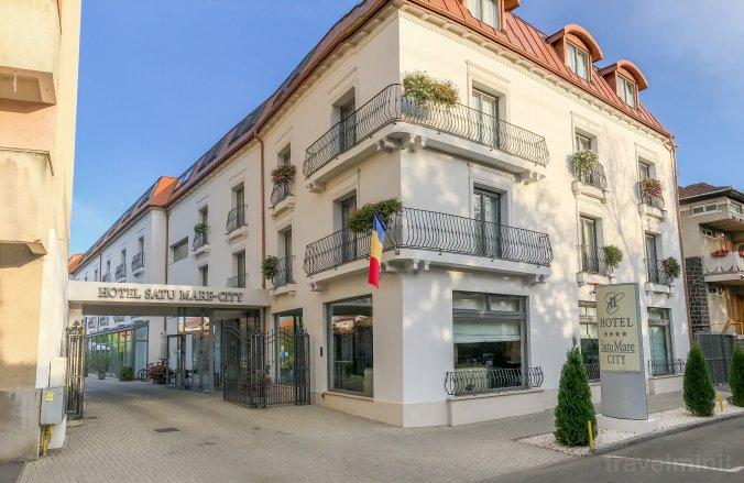 Satu Mare City Hotel Satu Mare
