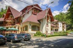 Hotel Medve-tó közelében, Hotel Szeifert