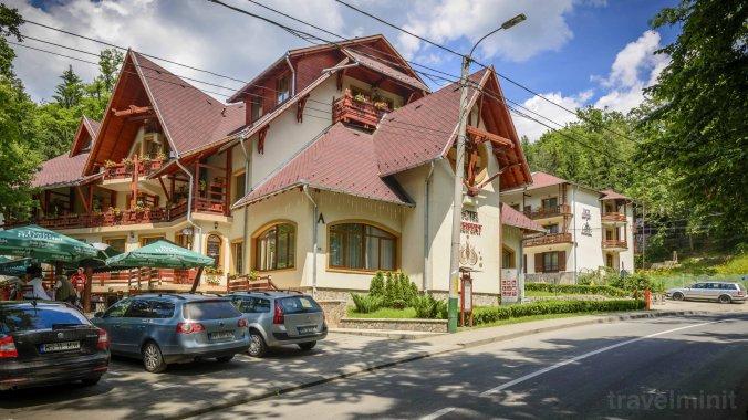 Hotel Szeifert Szováta