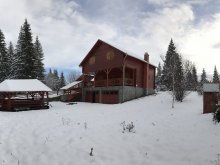 Cabană Izvoru Mureșului, Casa de oaspeți Bucsin