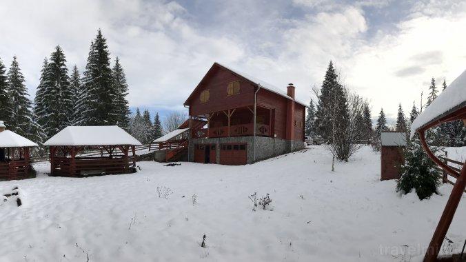 Casa de oaspeți Bucsin Borzont