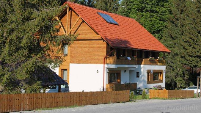 Casa Arnica Montana Arieșeni
