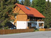 Pensiune Vanvucești, Casa Arnica Montana