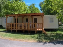 Travelminit nyaralók, Mobilház - Pelso Camping