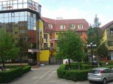 Accommodation Dumești, Hotel Tiver