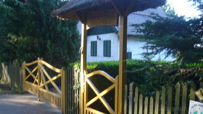 Csalogány Tábor Guesthouse Csapod
