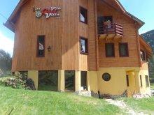 Accommodation Răchitișu, Gál Villa
