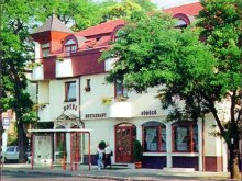 Hotel Ludányhalászi, Hotel Krisztina