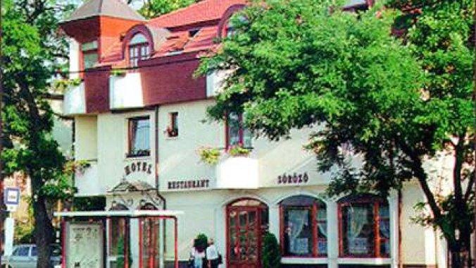 Krisztina Hotel Budapest