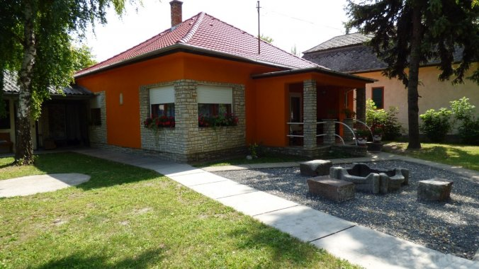 Casa de oaspeți Perjési Zamárdi
