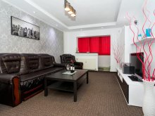 Szállás Brezoaia, Lux Apartman
