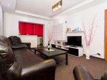 Accommodation Stâlpu, Luxury Apartment