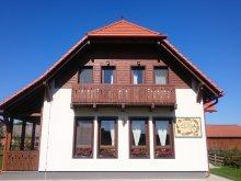 Panzió Décsfalva (Dejuțiu), Csutora Panzió