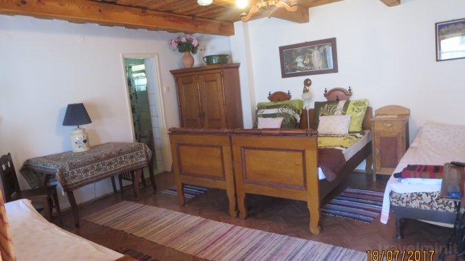 Casa de oaspeți Molnárporta Parasztszoba Szentgyörgyvölgy