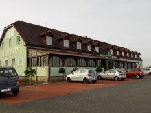 Accommodation Nyúl, Land Plan Hotel & Restaurant