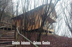 Cabană Ciceu-Corabia, Cabana Csonka