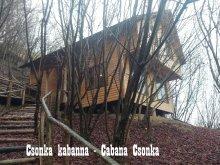 Cabană Tiha Bârgăului, Cabana Csonka