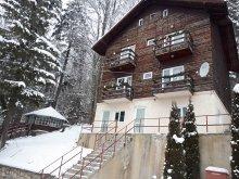 Villa Movila (Niculești), Complex Zăpadă - A