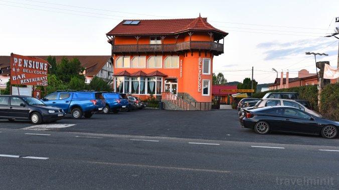 Vila Belvedere Hațeg