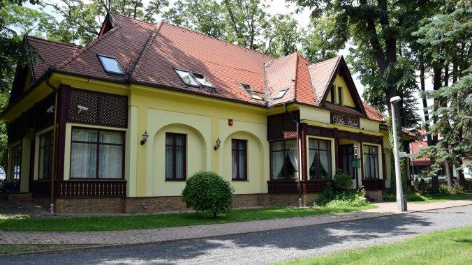 Hotel Villa Debrecen