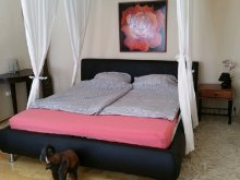 Accommodation Mende, Red Apartment