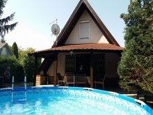 Casă de vacanță Tiszaörs, Casa de oaspeți Gina