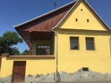 Casă de vacanță Pleșoiu (Nicolae Bălcescu), Casa de vacanță Saschi