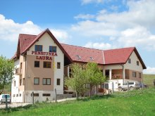 Panzió Nagyszeben (Sibiu), Tichet de vacanță, Laura Panzió