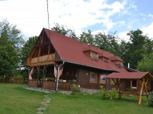 Cabană Tiha Bârgăului, Casa de oaspeți Ivói Magasbükki