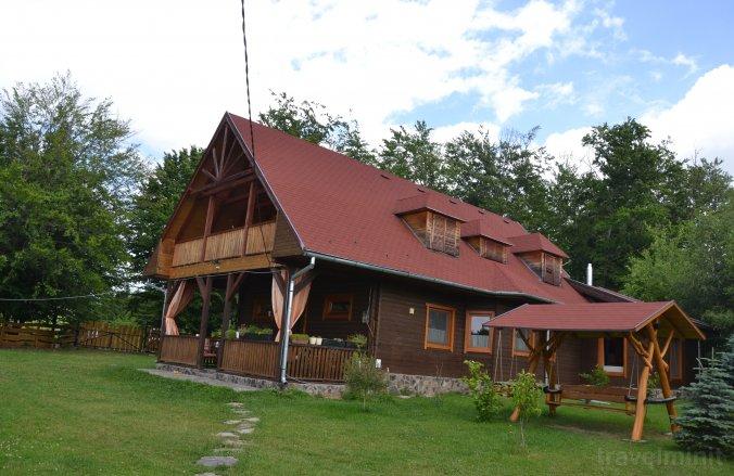 Casa de oaspeți Ivói Magasbükki Izvoare
