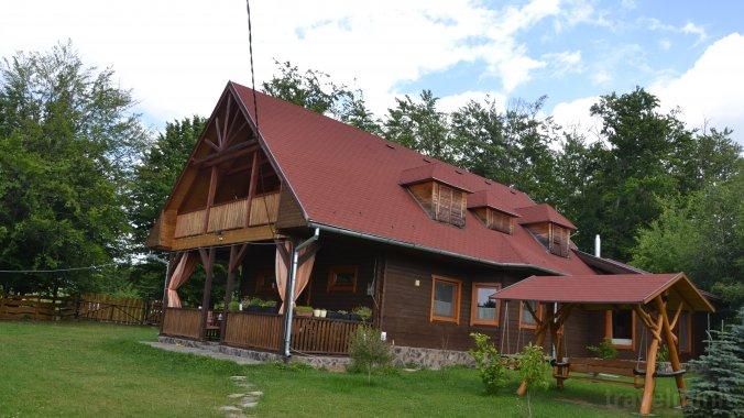 Ivói Magasbükki Guesthouse Izvoare