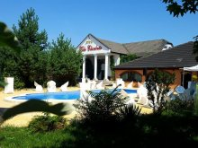 Villa Magyarfenes (Vlaha), Tichet de vacanță, Elisabeta Villa