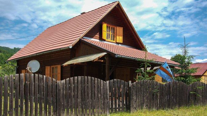 Wooden Cottage Praid Praid