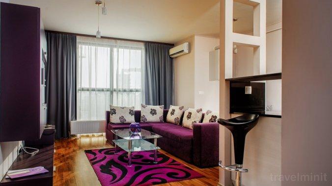 Aparthotel Twins Brașov