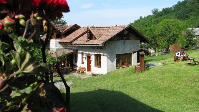 Casa de oaspeți Hagyó Petrilaca de Mureș