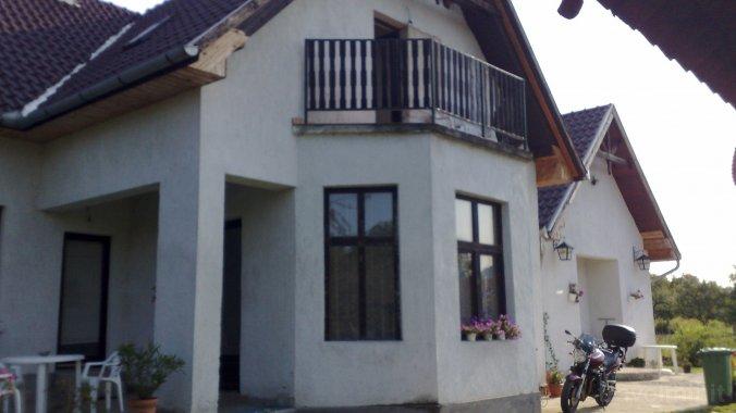 Casa de vacanță Megálló Pálháza