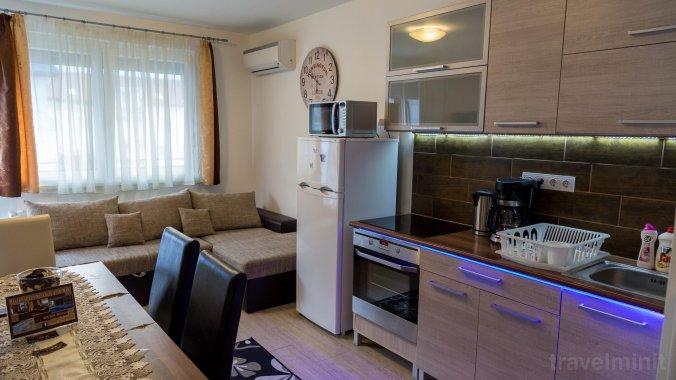 Apartament Timi és Bálint Wellness Premium Deluxe Siofok