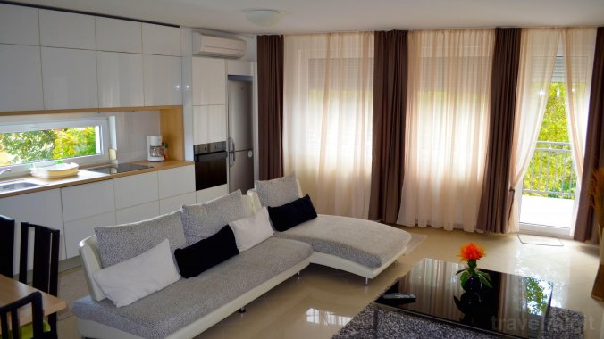 New Premium Penthouse Apartment Siofok