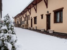 Casă de vacanță Teliu, Casa Stanciu